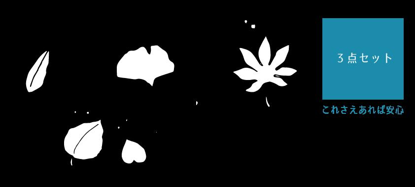 leaf_illust_3点セット